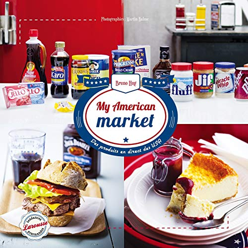 9782035895370: My american market (Tendances gourmandes)