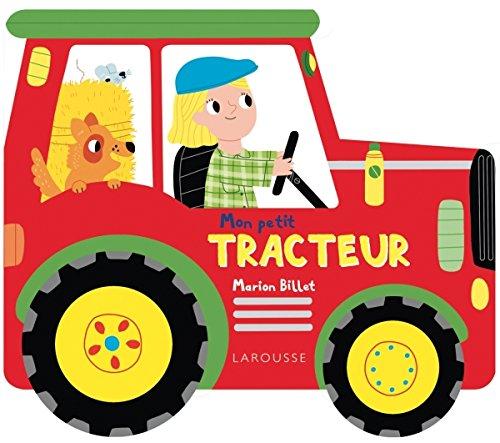 9782035896919: Mon petit tracteur