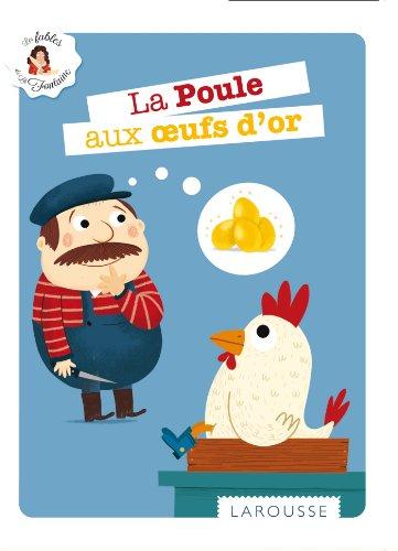 9782035896933: La Poule aux oeufs d'or