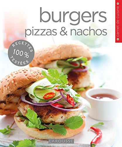 9782035897596: Burgers, pizzas, nachos