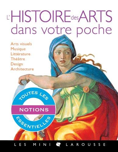 9782035898241: L'histoire des arts dans votre poche