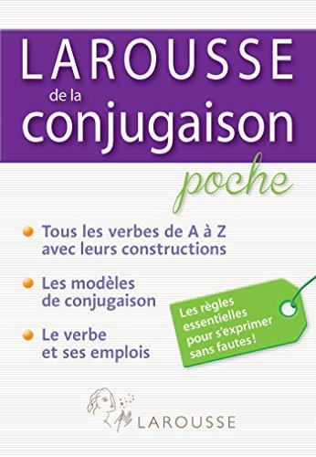 9782035898364: Larousse de la Conjugaison poche