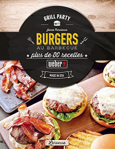 9782035899170: Weber burgers