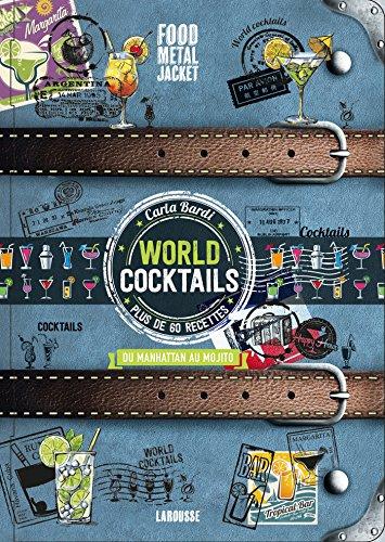 9782035900722: World Cocktails