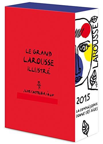 9782035901248: Grand Larousse illustré 2015 coffret Noel - Boxed Gift Edition (French Edition)