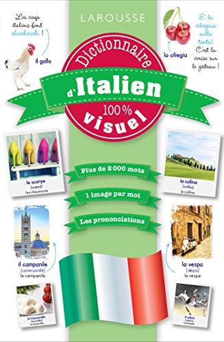 DICTIONNAIRE VISUEL FRANÇAIS-ITALIEN: COLLECTIF