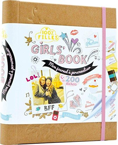 9782035903631: Le Girl's Book - Mon Carnet de l'ann�e