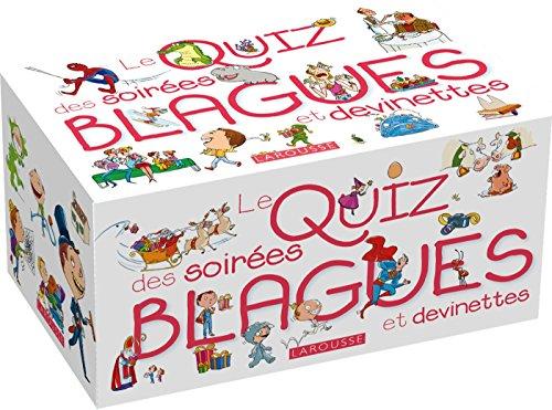 9782035903662: Le Quiz des Soirées blagues et devinettes