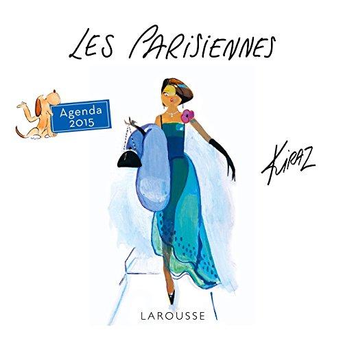 9782035904829: Agenda des parisiennes 2015