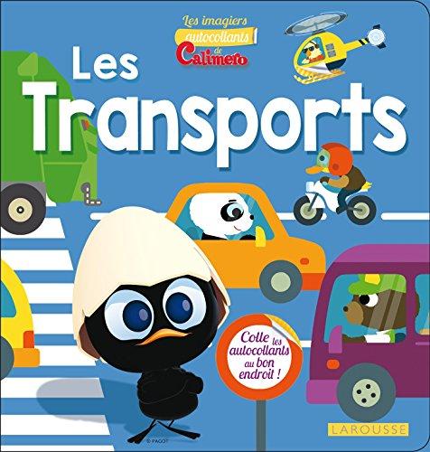 9782035905963: Imagiers autocollants Les Transports