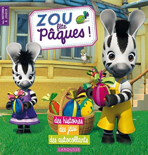 9782035906946: Zou fête Pâques
