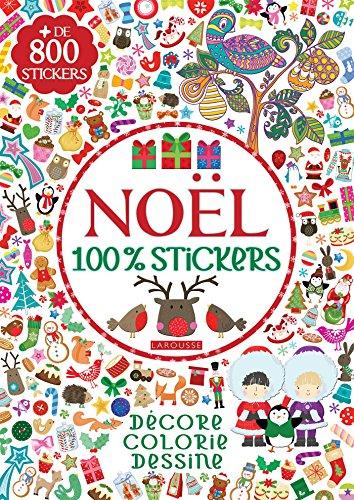 9782035907233: Noël 100% stickers (Spécial fêtes)