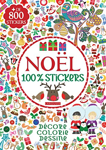 9782035907233: No�l 100% stickers