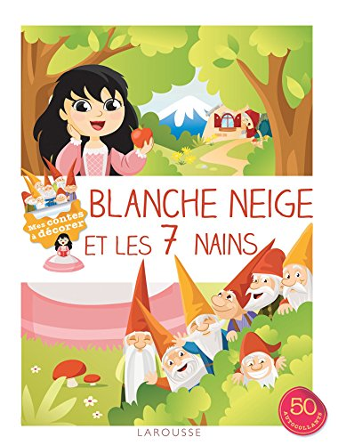 Blanche Neige et les sept nains: Lebrun, Sandra