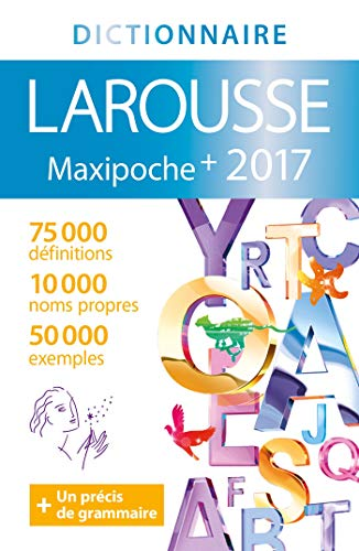 9782035907653: Larousse Maxipoche plus 2016 dictionnaire du francais (French Edition)