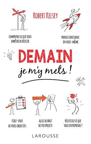 9782035908209: DEMAIN JE M'Y METS !