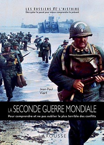 9782035909084: La Seconde Guerre mondiale (Histoire de France)