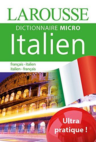 9782035909817: Larousse Micro Italien (Micro dico)