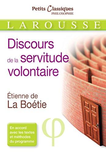 9782035913579: Le discours de la servitude volontaire