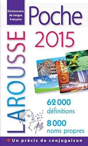 9782035913739: Larousse de poche 2015 (Dictionnaires g�n�ralistes)