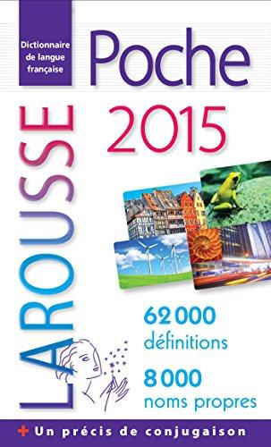 9782035913746: Larousse de poche plus 2015 (Dictionnaires généralistes)