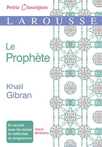 9782035914958: Le Prophète (French Edition)