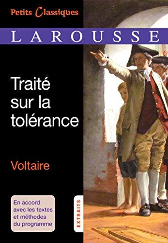 9782035915061: Le Traite sur la tolerance - défense énergique d'un Jean Calas - EXTRAITS (French Edition)