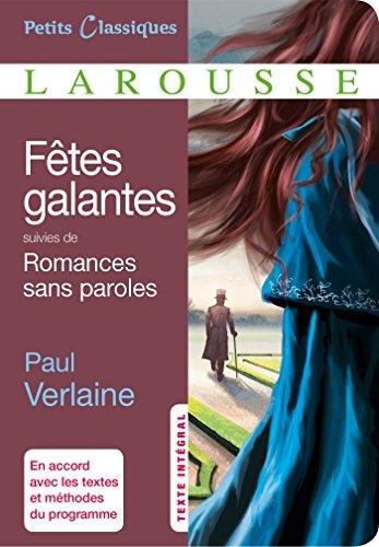 9782035915078: Fêtes galantes et Romances sans paroles