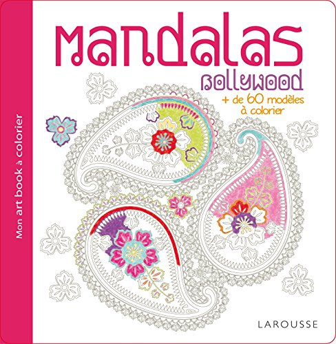 9782035915443: Mandalas Bollywood (French Edition)