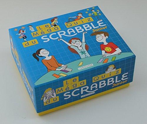 9782035915573: Méga Quiz scrabble junior