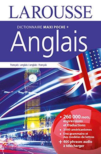 9782035915863: Dictionnaire Larousse maxi poche plus Anglais