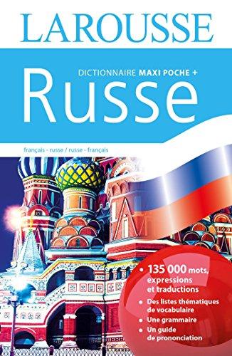 9782035915986: Dictionnaire Larousse Maxi poche plus Russe (Bilingues langues exotiques)