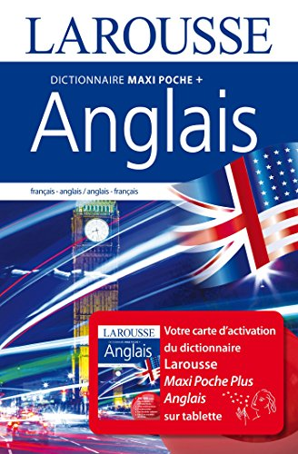 9782035916006: Dictionnaire Larousse Maxipoche Plus Anglais-Francais / Francais - Anglais (English and French Edition)