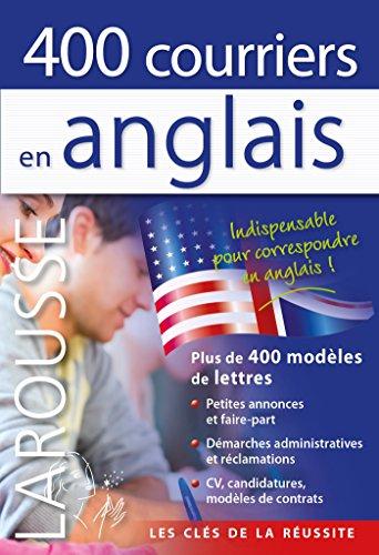 9782035916051: 400 courriers en anglais