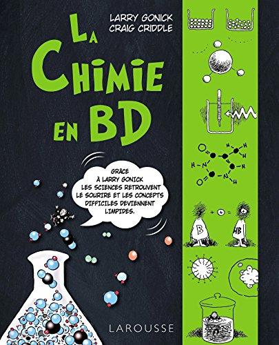 9782035917461: la chimie en bande dessinées