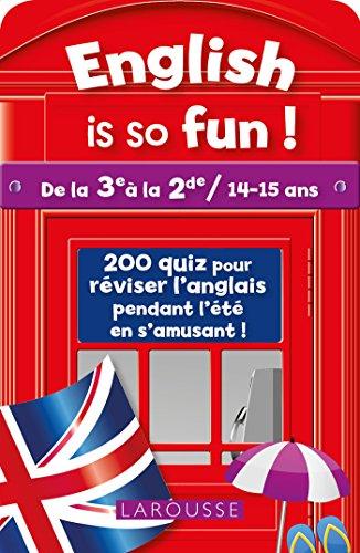 English is so fun (de la 3e: Leclerc, Ch.
