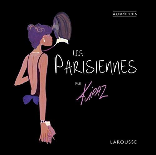 9782035923776: Agenda les Parisiennes (calendriers)