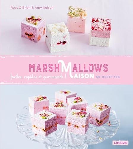 9782035923912: Marshmallows Maison : 80 recettes de la London Marshmallow Company