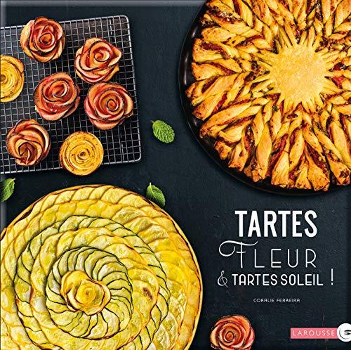 9782035926333: Tartes fleurs et tartes soleil (Carrés mousse)