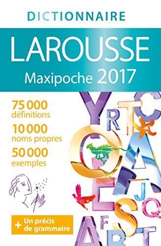 9782035928290: Maxipoche 2017 (Dictionnaires généralistes)