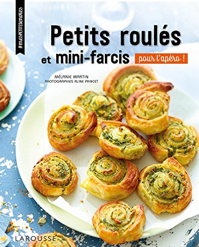 9782035929976: Petits roulés et mini-farcis
