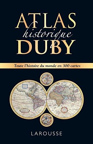 9782035932600: Atlas historique Duby