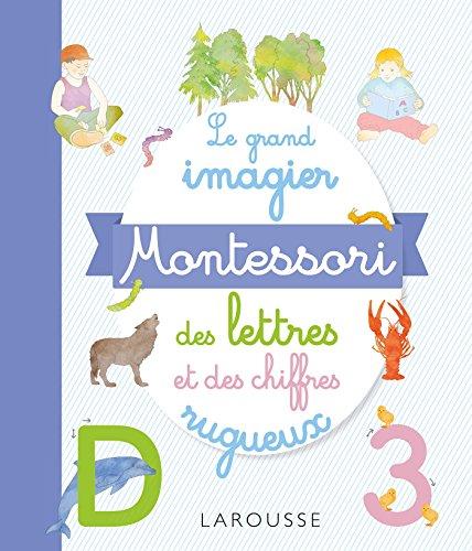 9782035932952: Mon grand imagier Montessori