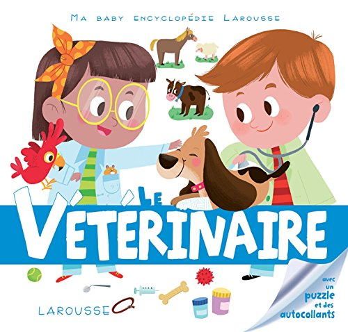 9782035933645: Le vétérinaire