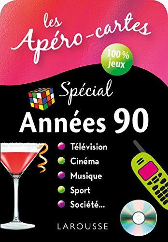 9782035937490: Apéro-cartes Spécial années 90