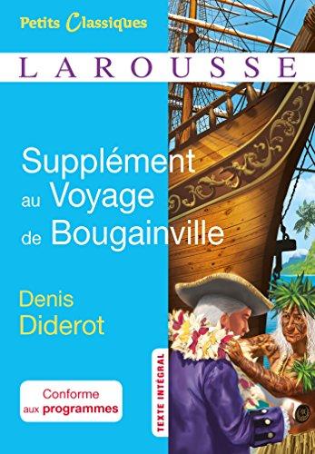 Supplément au voyage de Bougainville - Diderot: Diderot, Denis