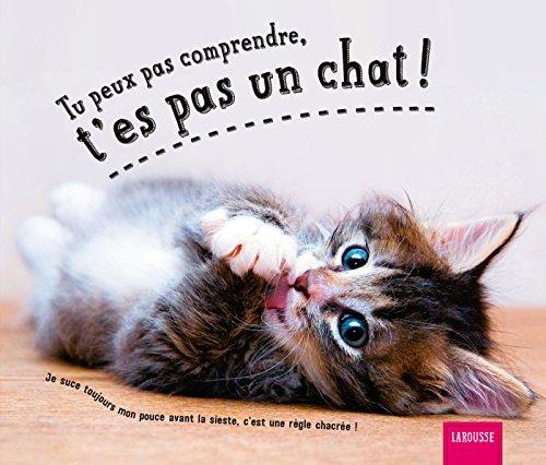 9782035941206: Tu peux pas comprendre, t'es pas un chat: Tome 3 (Hors collection - Animaux)
