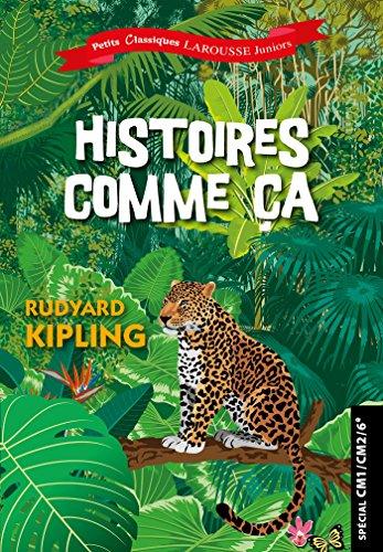 9782035946959: Histoires comme ça (Petits classiques Larousse junior)