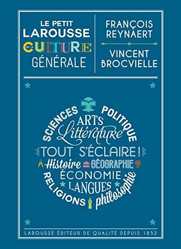 9782035947796: Le Petit Larousse de la culture générale