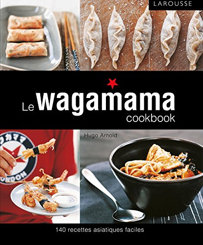 9782035948045: Wagamama cook book